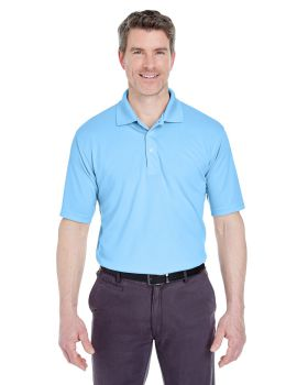 UltraClub 8445 Men's Cool & Dry Stain-Release Performance Polo