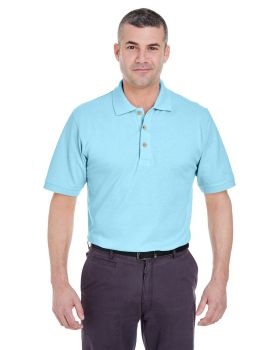 UltraClub 8535 Men's Classic Pique Cotton Polo Shirt
