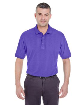 UltraClub 8535 Men's Classic Pique Cotton Polo Shirt