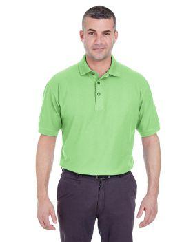 UltraClub 8540 Men's Whisper Pique Polo Shirt