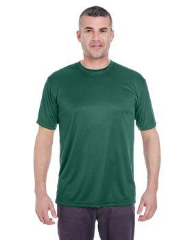 UltraClub 8620 Men's Cool & Dry Basic Performance Polyester T-Shirt