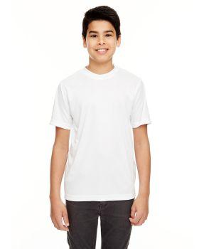 UltraClub 8620Y Youth Cool & Dry Basic Performance T-Shirt