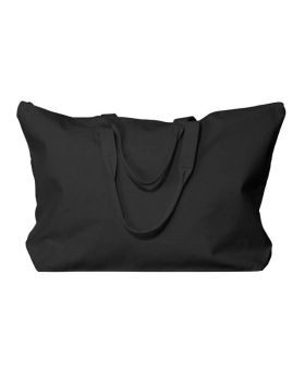 UltraClub 8863 Amanda Canvas Tote