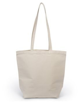 UltraClub 8866 Star Of India Cotton Canvas Tote