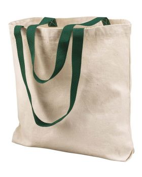 UltraClub 8868 Marianne Cotton Canvas Tote