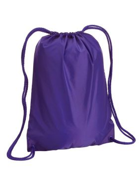 UltraClub 8881 Boston Drawstring Backpack