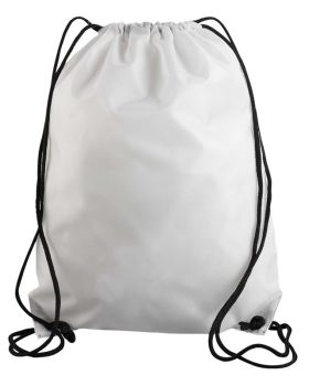 UltraClub 8886 Value Drawstring Backpack