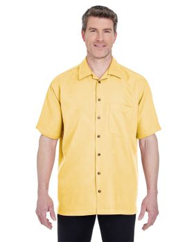UltraClub 8980 Men's Cabana Breeze Camp Shirt