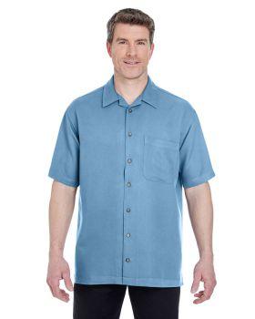 UltraClub 8980 Men's Cabana Breeze Camp Shirt