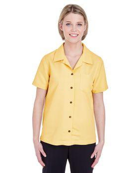 UltraClub 8981 Ladies' Cabana Breeze Camp Shirt