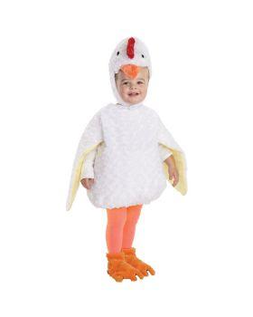 Underwraps UR25979TMD Chicken Toddler 18-24