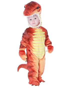 Underwraps UR26025SM T Rex Child 4-6 Years