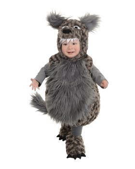 Underwraps UR26107 Wolf Toddler