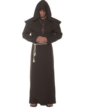 Underwraps UR28002 Monk Robe Adult