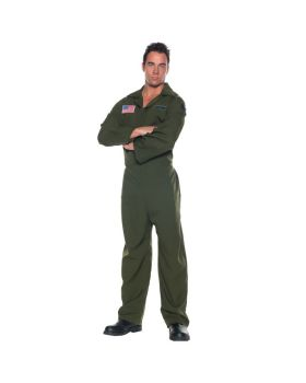 Underwraps UR29192 AIRFORCE JUMPSUIT