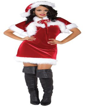 Underwraps UR29686SM Merry Holiday Adult Small