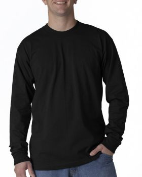 Union Made BA2955 Men's Long Sleeve Tee