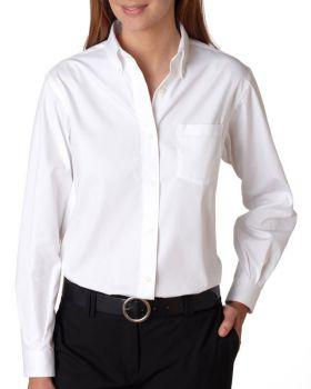 Van Heusen 13V0110 Women's Pinpoint Oxford Shirt