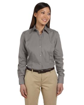 Van Heusen 13V0114 Women's Silky Poplin Shirt