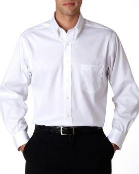 Van Heusen 13V0143 Non-Iron Pinpoint Oxford Shirt