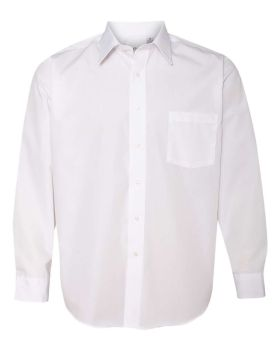 Van Heusen 13V0214 Broadcloth Long Sleeve Shirt