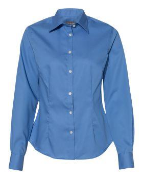 Van Heusen 13V0460 Women's Ultimate Shirt Non-Iron Shirt