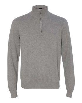 Van Heusen 13VS005 Quarter-Zip Sweater