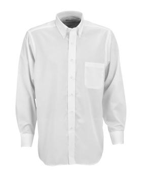 Van Heusen VANH0521 Van Heusen Easy-Care Dress Twill Shirt