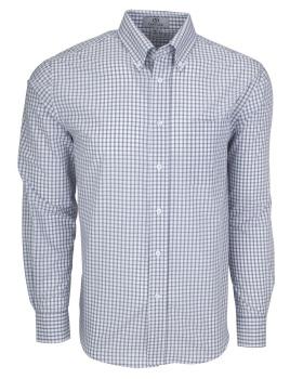 Vantage 1107 Easy-Care Gingham Check Shirt