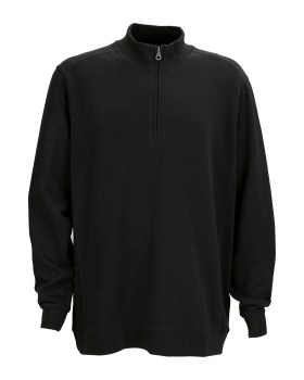 Vantage 3280 Premium Cotton 1/4-Zip Fleece Pullover