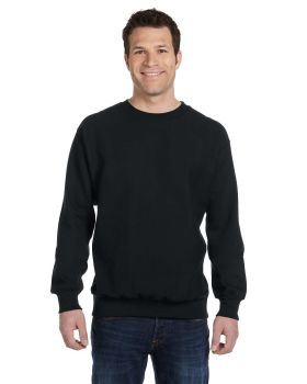 Weatherproof WP7788 Unisex Adult Cross Weave Crew Neck Sweatshirt