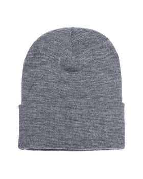 Yupoong 1501 Adult Cuffed Knit Beanie