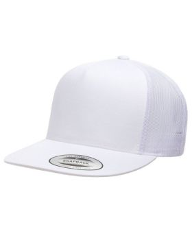 Yupoong 6006 Adult 5 Panel Classic Trucker Cap