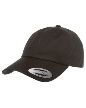 'Yupoong 6245CM Adult Low Profile Cotton Twill Dad Cap'