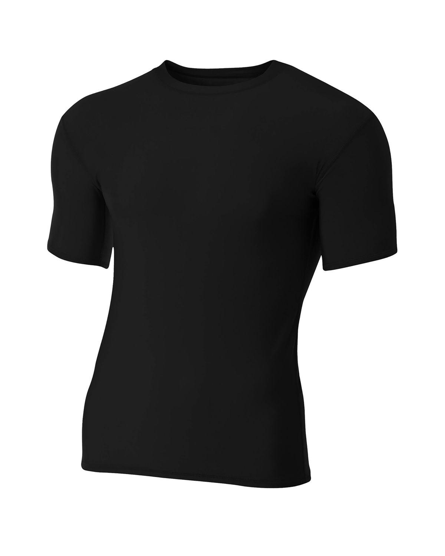 A4 Adult Performance Marathon T-Shirt. N3234