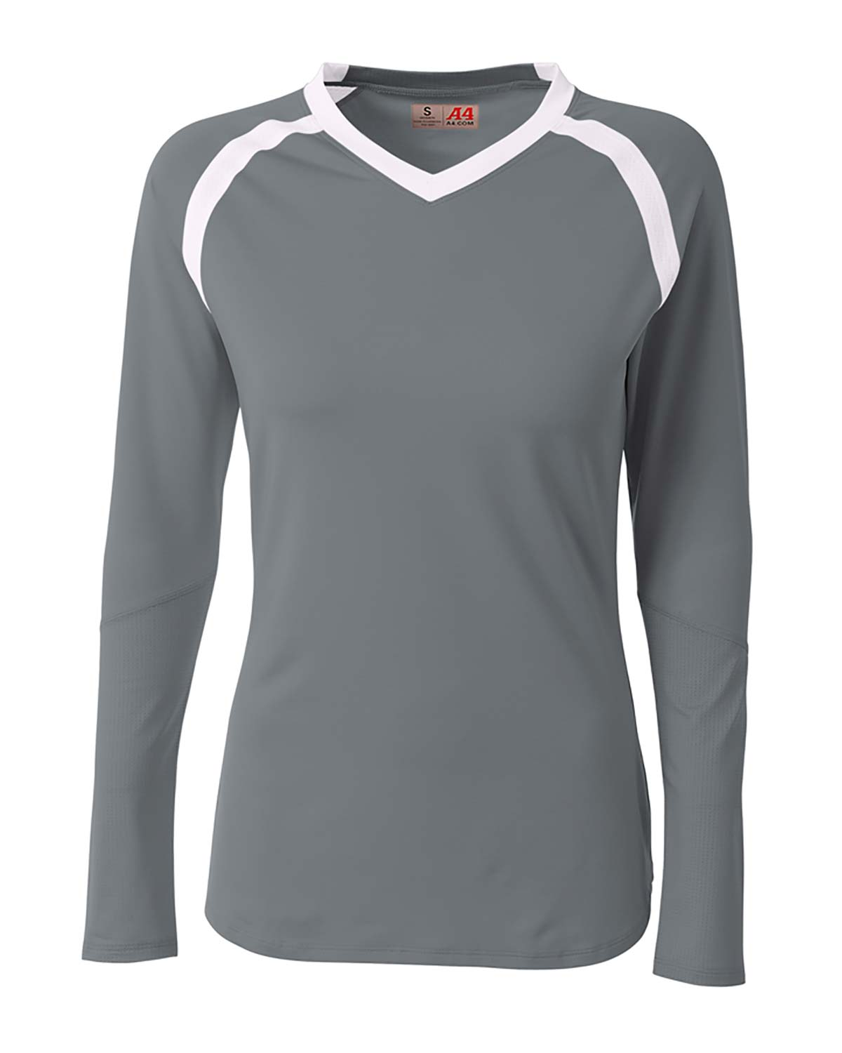A4 NW3020 Ace Long Sleeve Volleyball Jersey