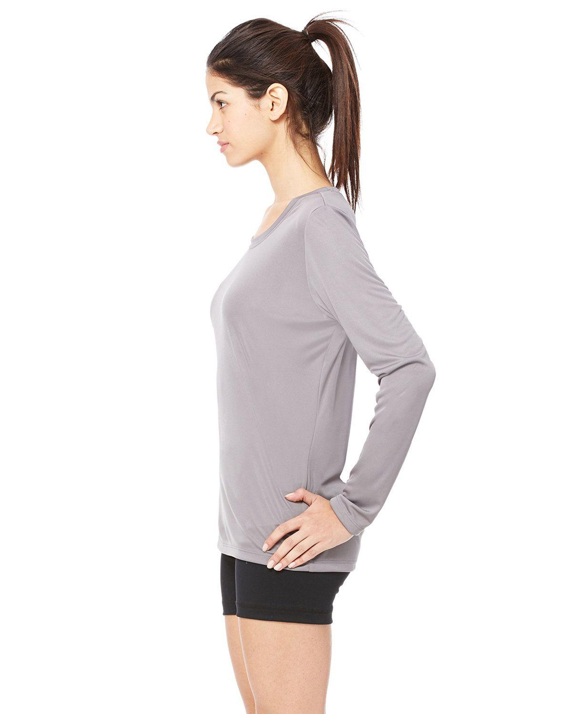 'All Sport W3009 Ladies' Performance Long-Sleeve T-Shirt'