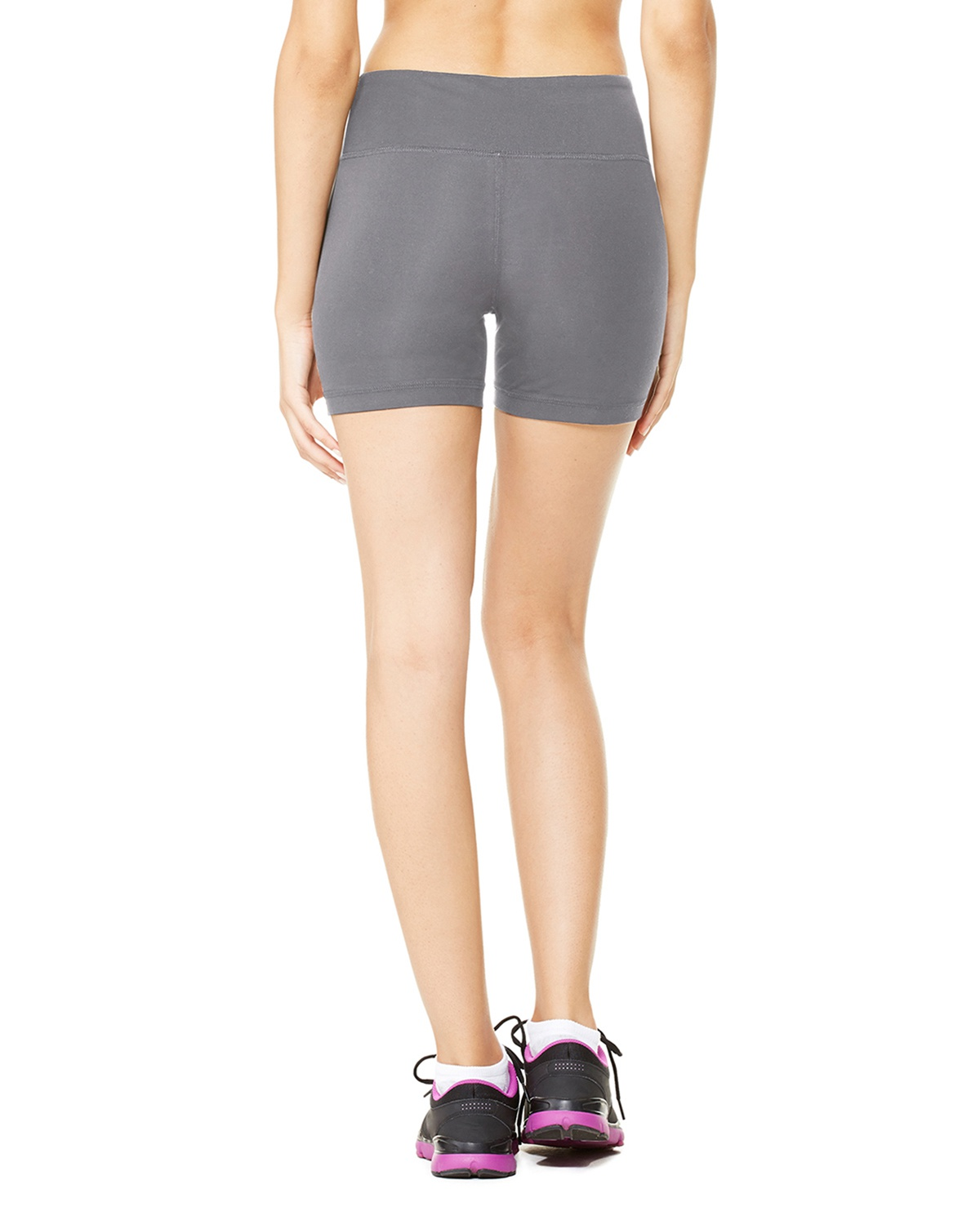 'All Sport W6507 Women's Fitted Shorts'