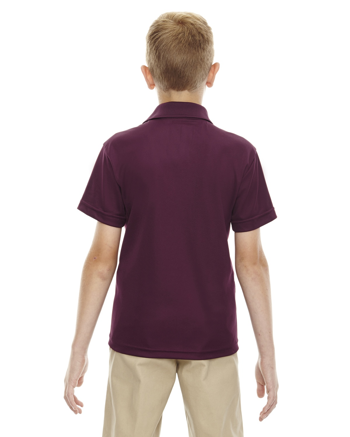 'Ash City - Extreme 65108 Youth Eperformance Shield Snag Protection Short-Sleeve Polo'