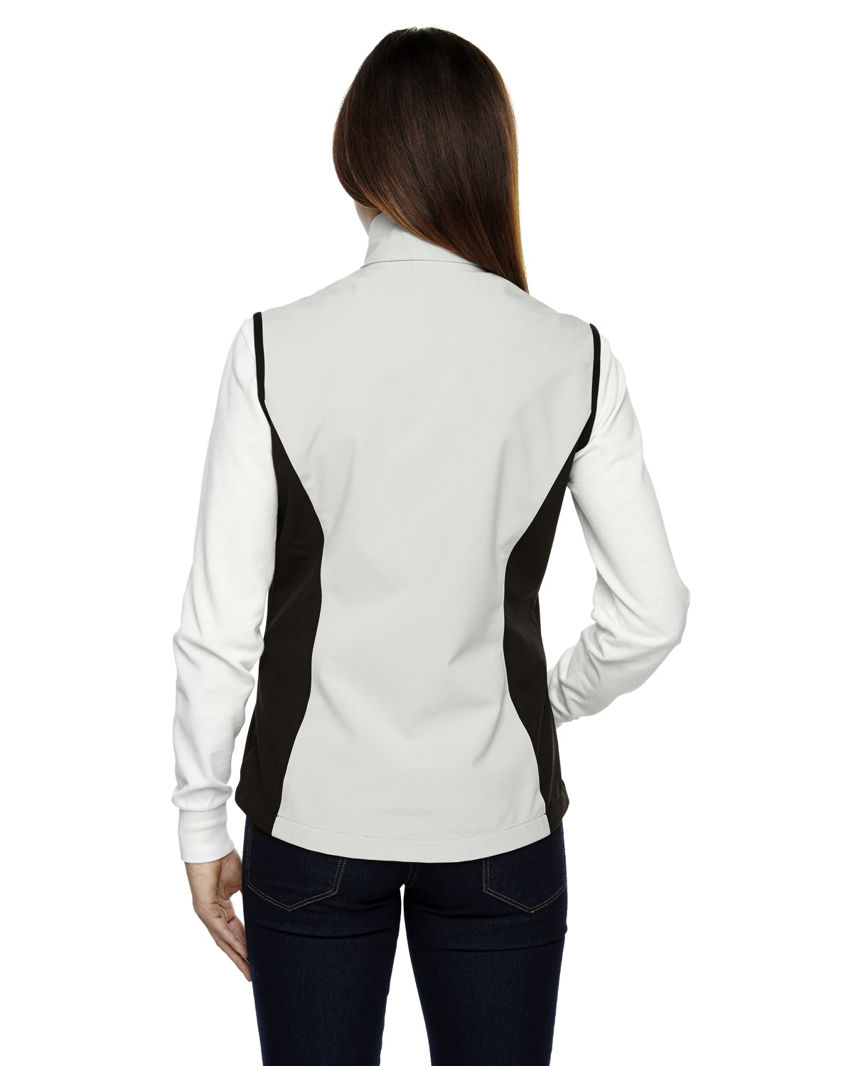 Ash City Ladies 3-Layer Soft Shell Performance Stretch Vest