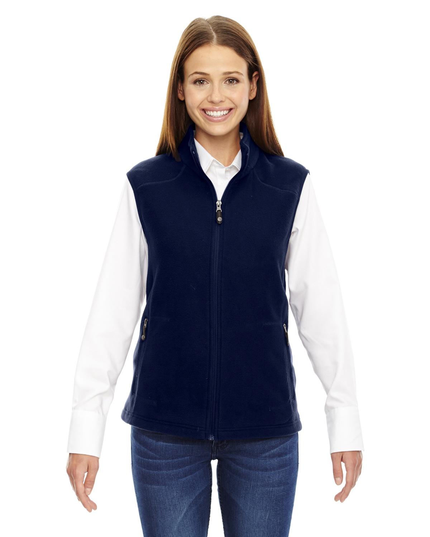 'Ash City - North End 78173 Ladies' Voyage Fleece Vest'