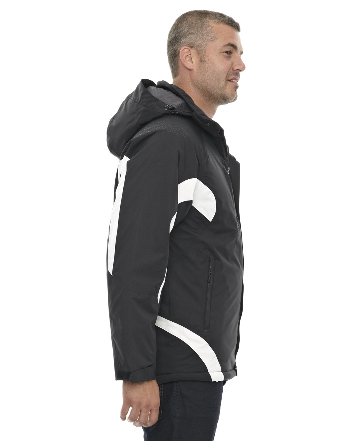 'Ash City - North End Sport Red 88664 Am-Sealed Insulated Jacket'