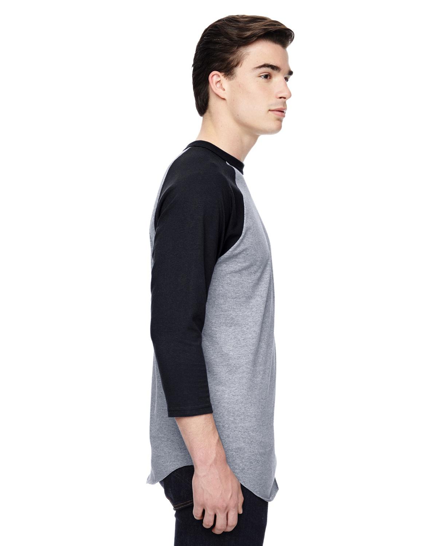 'Augusta Sportswear 420 Three-Quarter Sleeve Baseball Jersey'