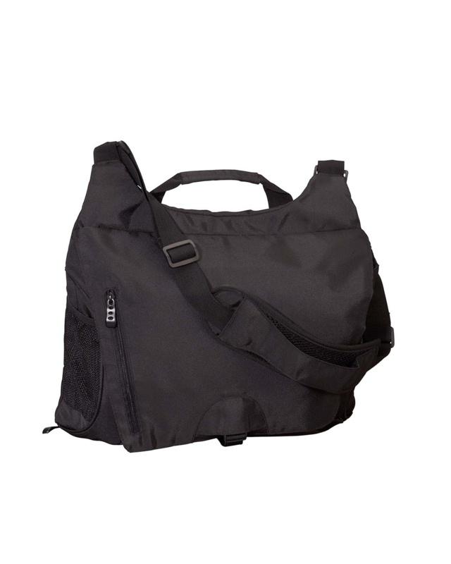'BAGedge BE045 Unisex Messenger Tech Bag'