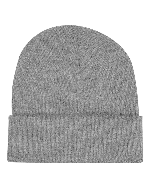 696164d4ce0 Bayside 3825 USA-Made 12 Knit Beanie - VeeTrends.com