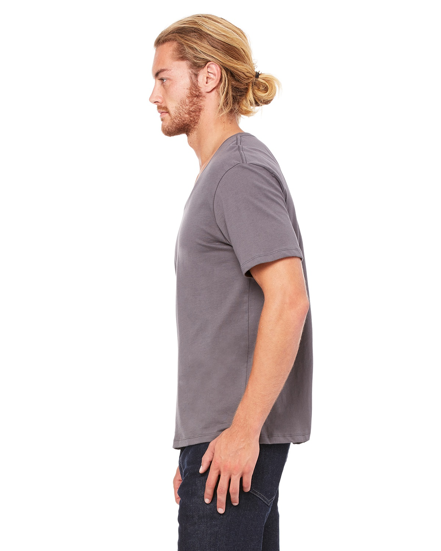 'Bella Canvas 3406 6 Men Jersey Wide Neck T-Shirt'