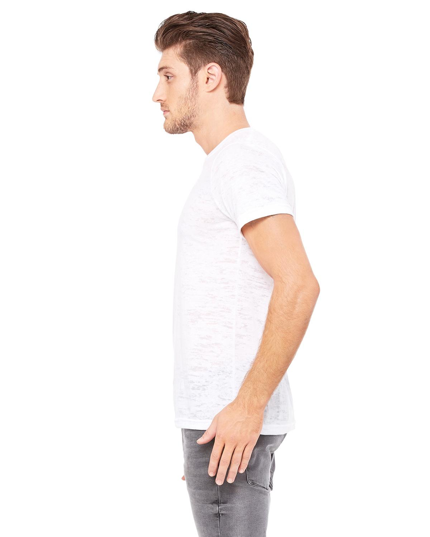 415fdd4e2 Bella Canvas 3601 1 Men Burnout Short-Sleeve T-Shirt - VeeTrends.com