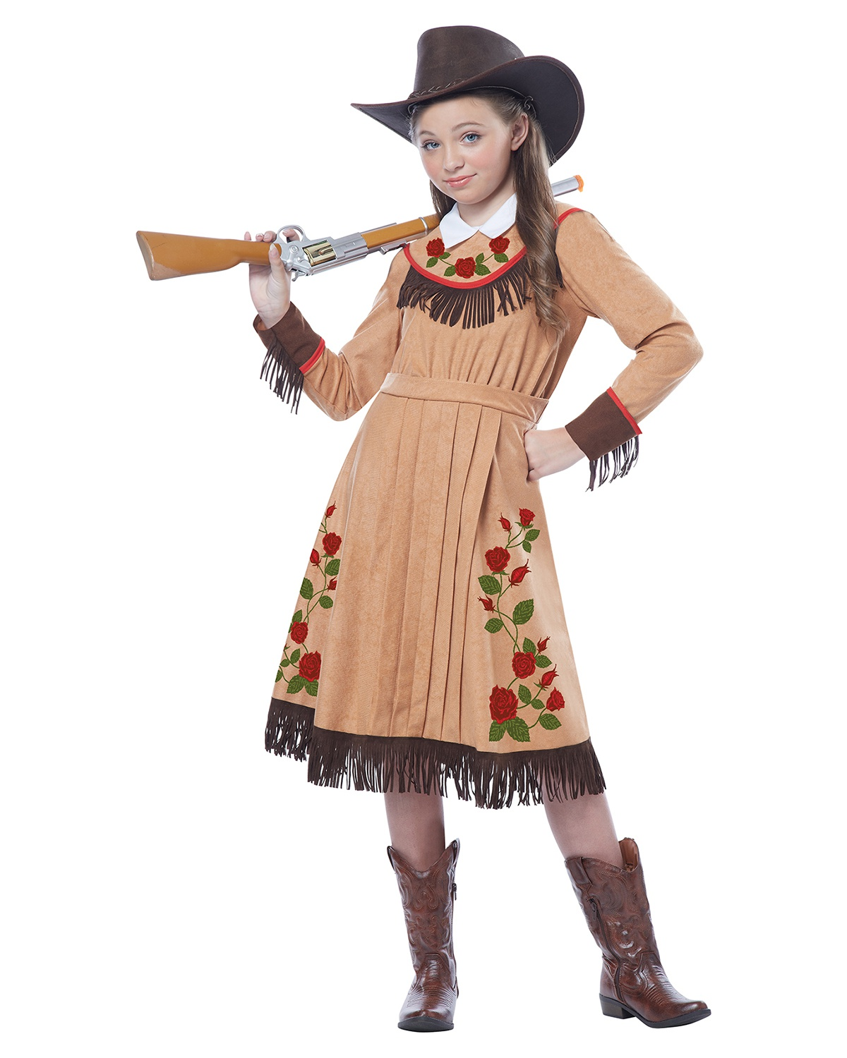 'California Costumes 00479 Cowgir Annie Oakley Girl Costume'