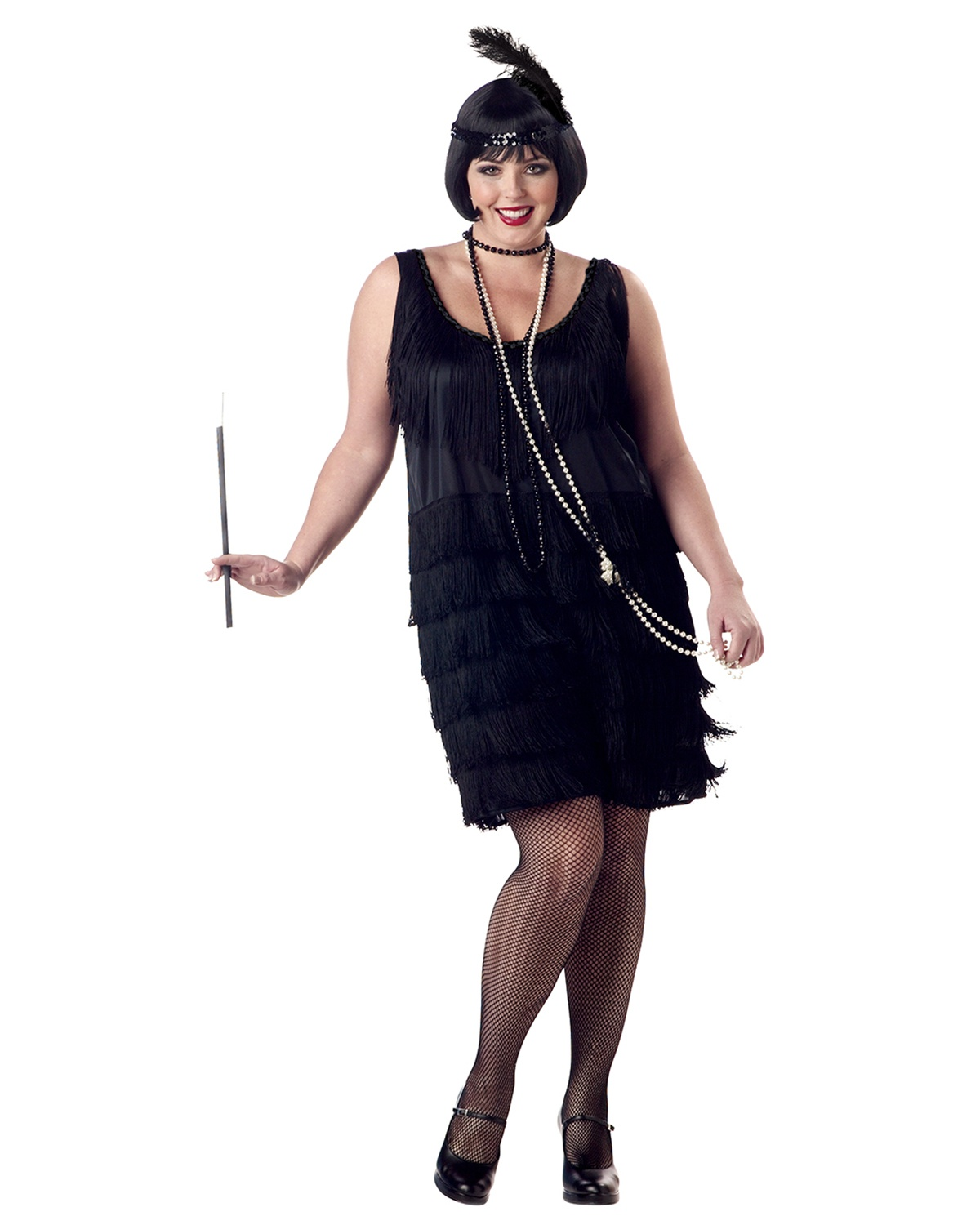 'California Costumes 01048 Fashion Flapper Plus Size Costume'