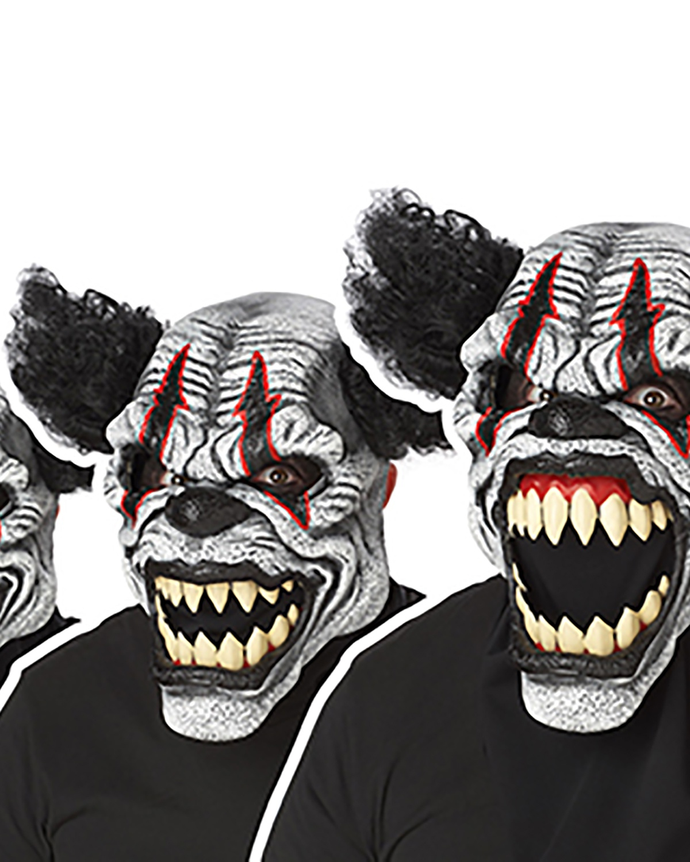 'California Costumes 60509 Last Laugh The Clown Ani-Motion Mask'